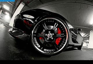 Mercedes slr 722 tyres/wheel - صور اطارات مرسيدس slr 722