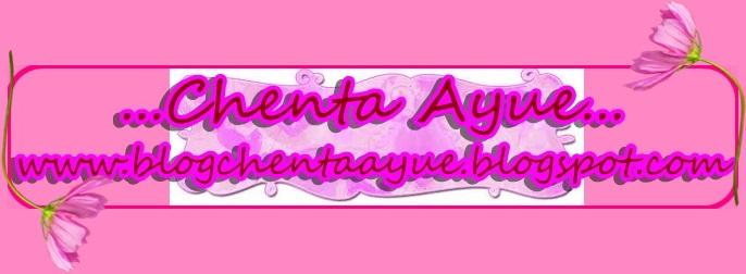 Blogger Cik Ayue