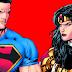 Veja os novos visuais da Mulher Maravilha e do Super-Homem