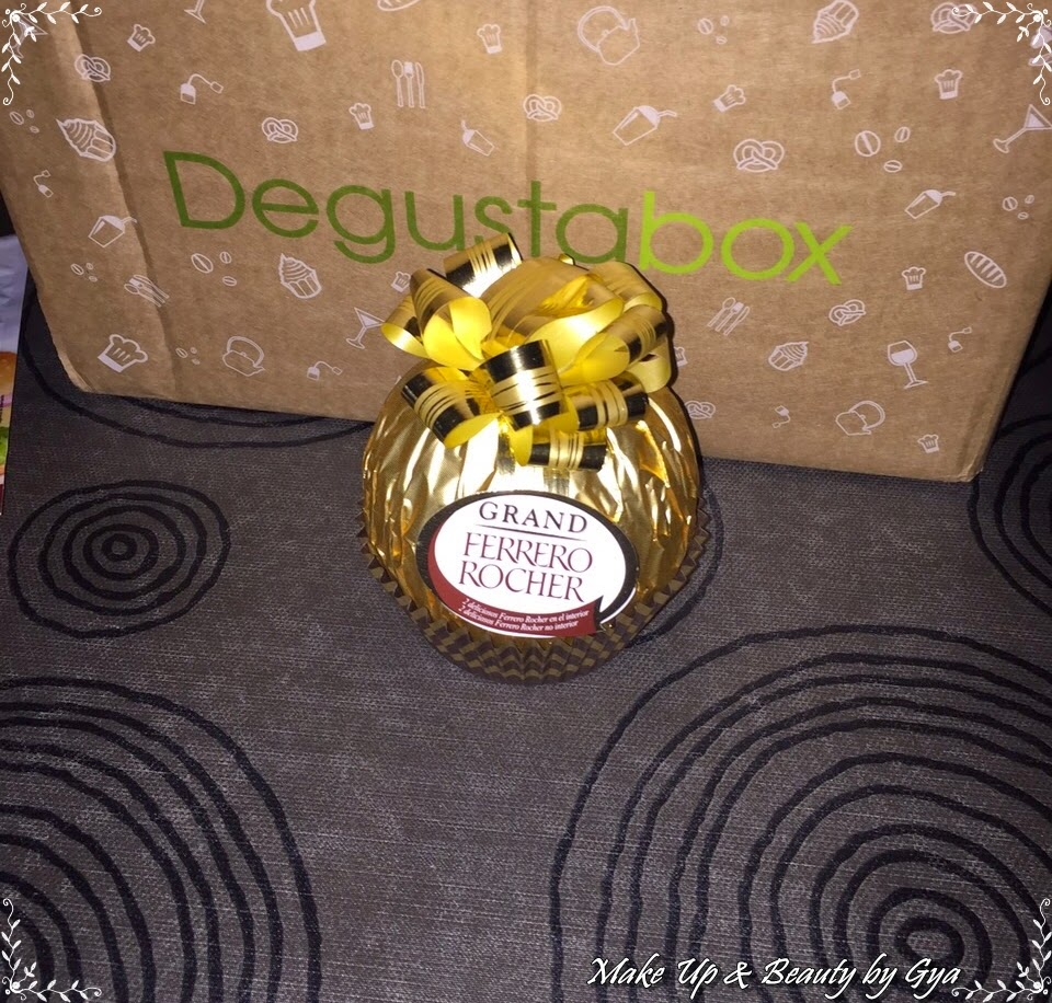 Ferrero Rocher Degustabox