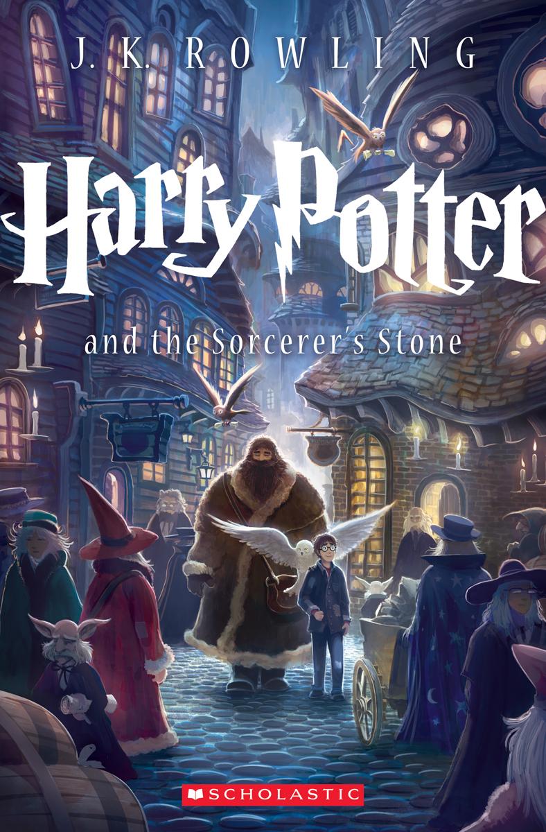 Les Livres Harry Potter En Amerique Se Font Un Nouveau Look