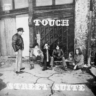 Touch - Street Suite 1969 (USA, Psychedelic Blues-Rock)