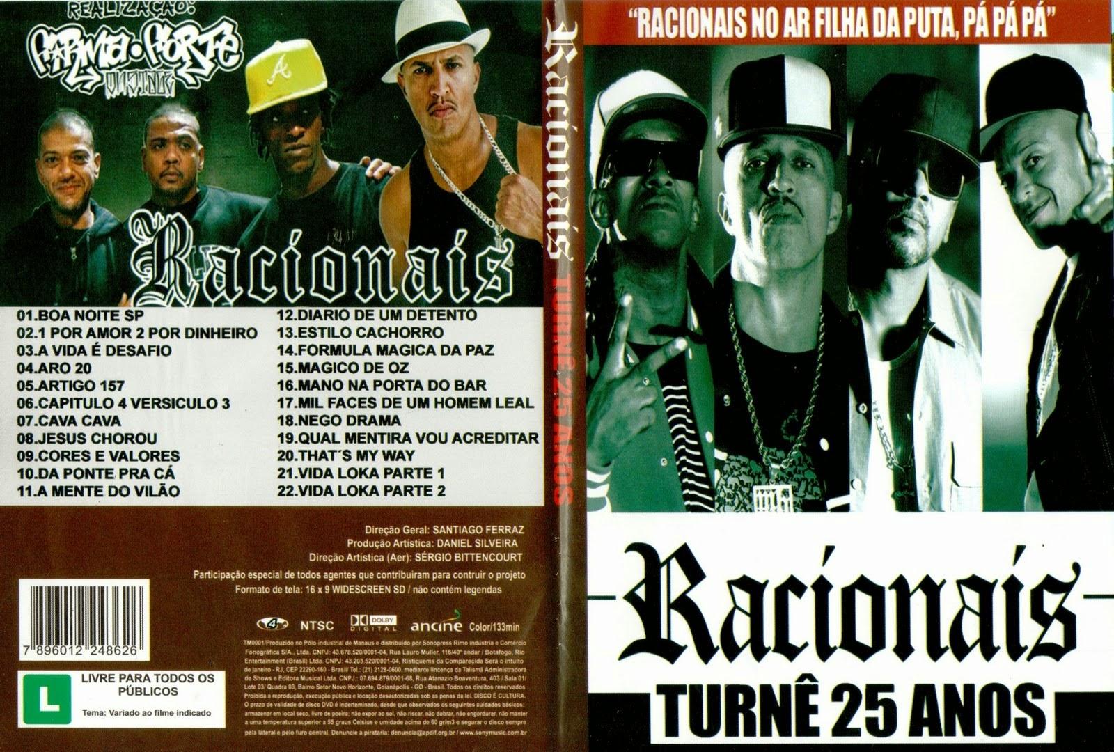 Download Racionais Mcs Turnê 25 Anos DVD-R racionais 2Bturne 2B25 2Banos 2B001