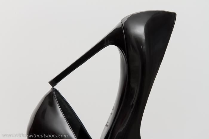 Blogger de Valencia con zapatos de YSL