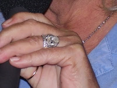 Picture Of Paula Deens Ring