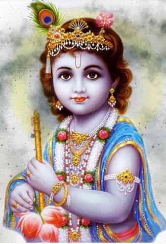 natkhat kanha, krishna images