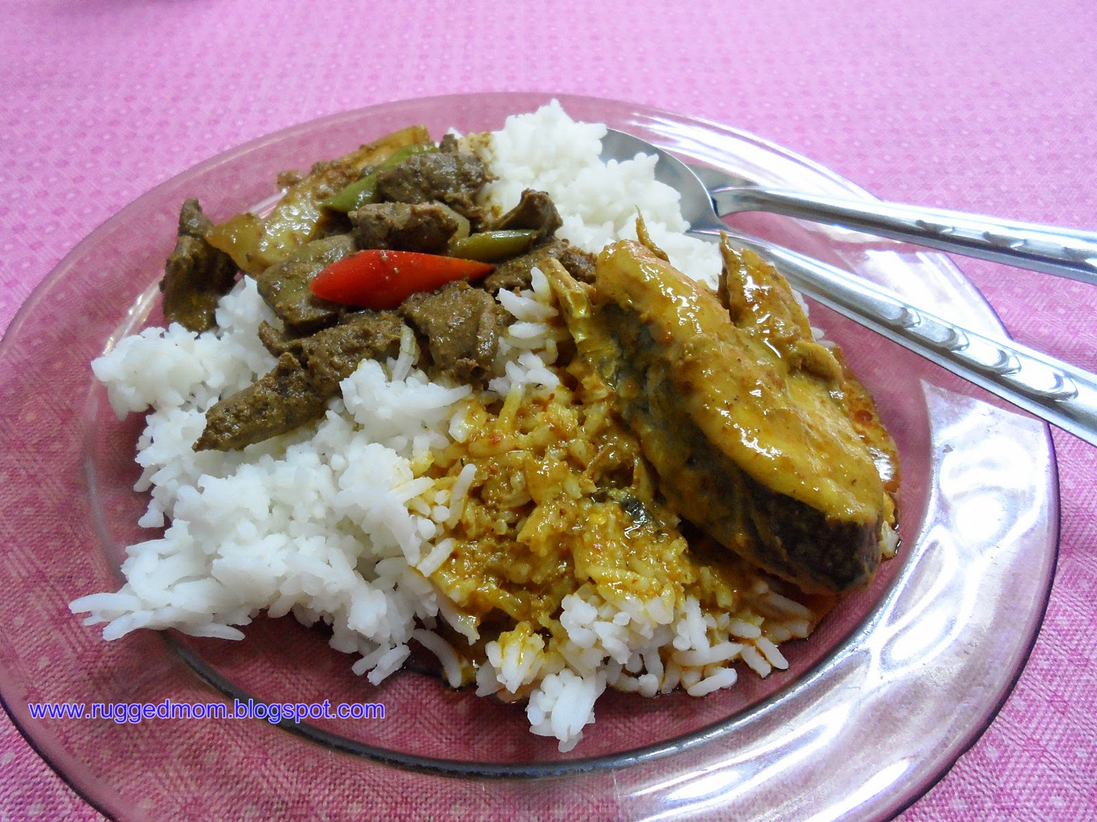 A Trip To Thailand Mencari makanan halal di Bangkok