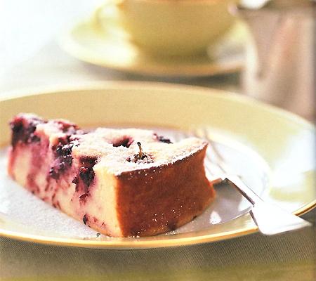 Light Blackberry Cheesecake Recipes