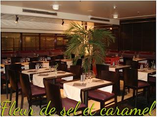 Salle restaurant Le Quartier latin