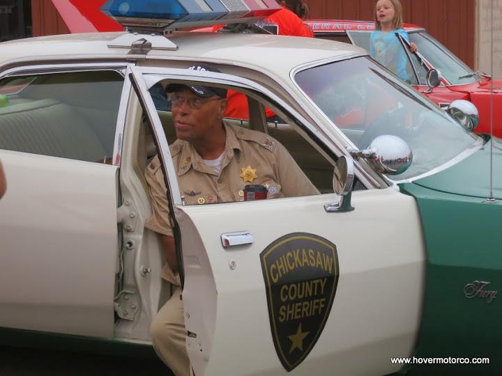 Dukes of hazzard chickasaw county sheriff
