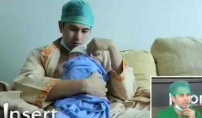 Anak Raffi Ahmad dan Nagita Slavina