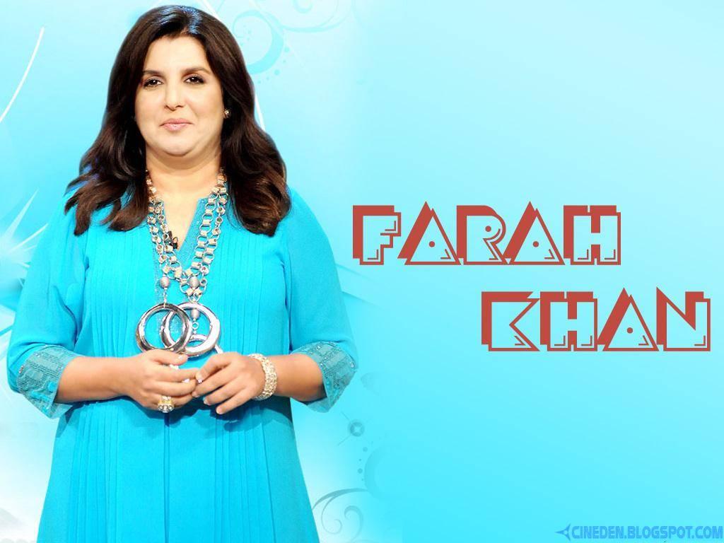I am not at all offensive: Farah Khan