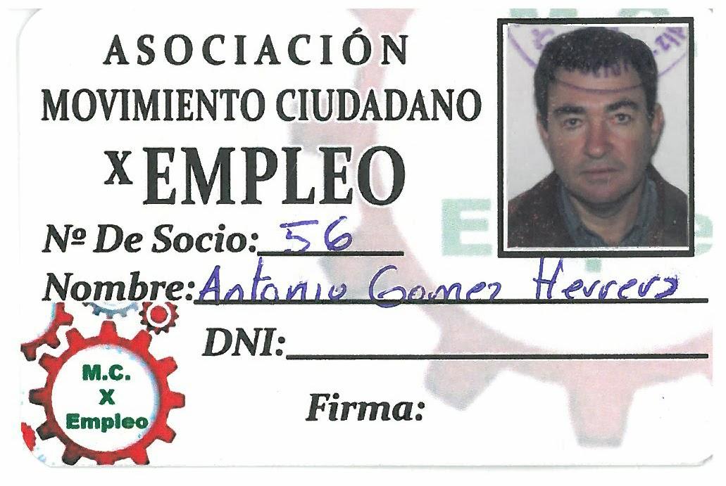ANTONIO GOMEZ HERRERA