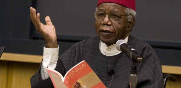 Anxiety Over Chinua Achebe's Health