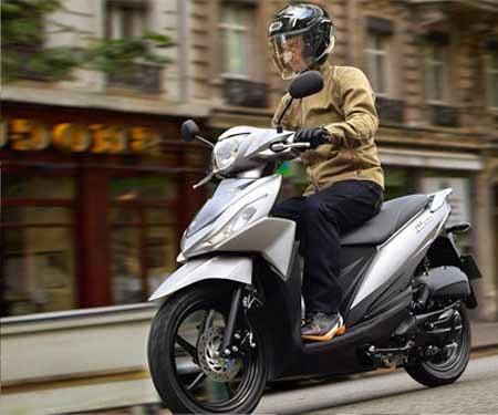 Perbedaan Suzuki Address dan Suzuki Nex