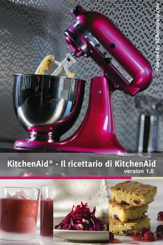 ricettario kitchenaid omaggio