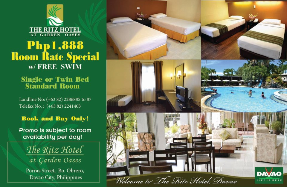My Hotel Davao Room Rates