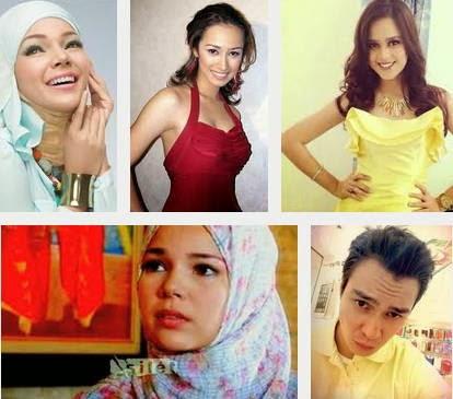 Kumpulan Foto Pemain Sinetron Catatan Hati Seorang Istri (CHSI)