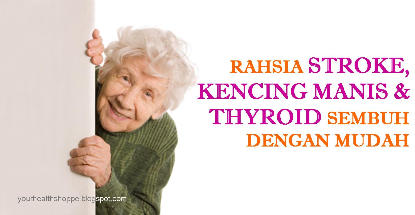 ubat untuk thyroid
