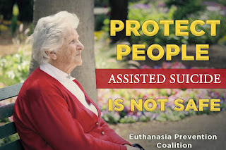 Sign Petition to Oppose Assisted Suicide in Canada