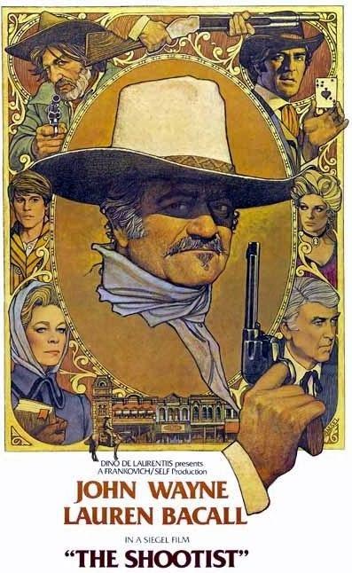 El último pistolero (1976) | Caratula | Western | Cine clásico