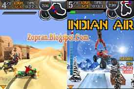 Download Games Java Xtreme Dirt Bike (Off-Road Dirt Motocross) pada
