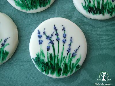 biscotti dipinti
