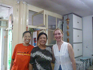 Margaret, Our Host & Our Chef