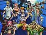 One Piece Saga Alabasta