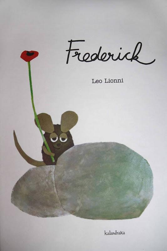 El rinc n de la lectura frederick for El rincon de la lectura