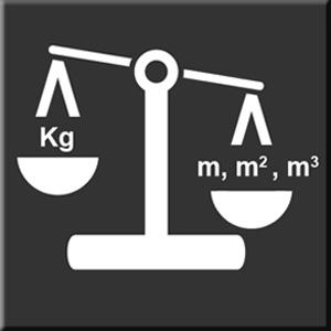 BẢNG TRA KHỐI LƯỢNG RIÊNG VẬT LIỆU