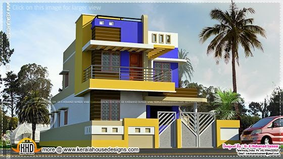 December 2013 kerala home design and floor plans for Tamil nadu house plans with photos