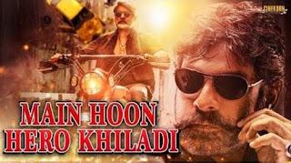 Main Hoon Hero Khiladi 2018 Hindi Dual Audio 720p HDRip[800MB] Movie