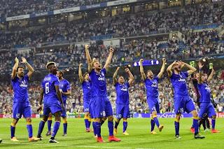 اهداف مبارة ريال مدريد 1-1 يوفنتوس  || نصف نهائى دورى ابطال اوربا