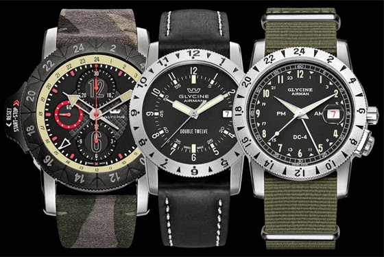 glycine baselworld 2015