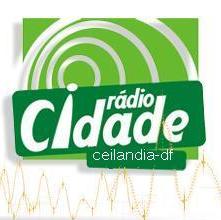 Rádio WEB Cidade da Cidade de Ceilândia ao vivo