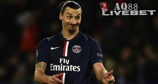 Agen Piala Eropa - Bomber Paris Saint-Germain (PSG), Zlatan Ibrahimovic, tercatat sebagai pencetak gol terbanyak PSG sepanjang masa,