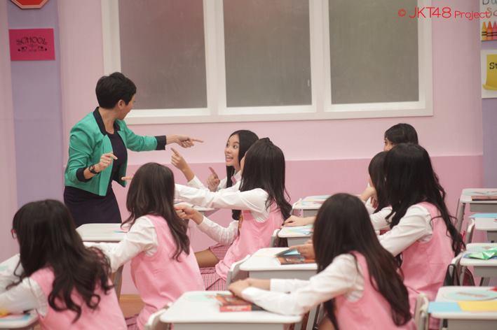 Galeri foto JKT48 school