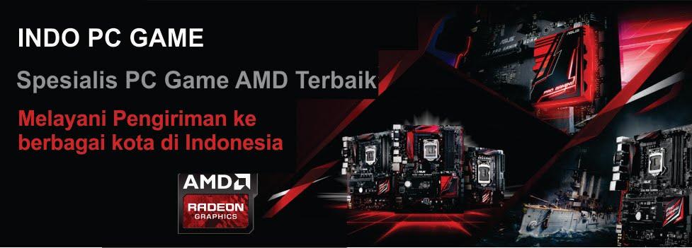 Jual Komputer PC Gaming Rakitan Murah AMD Terbaik 4 Jutaan