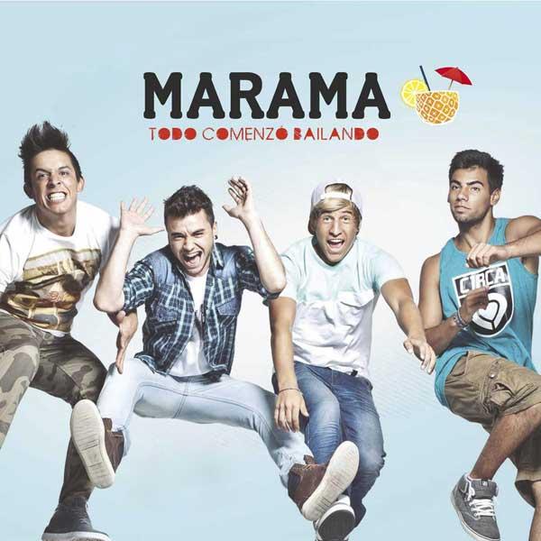 Marama - Todo Comenzo Bailando (2015)