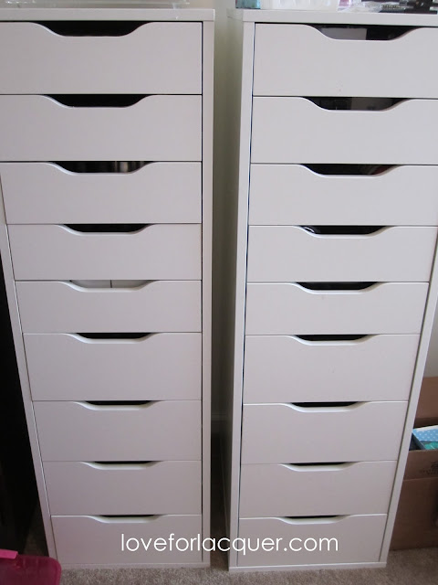 Makeup storage with the ediva acrylic organizer collab Makeup drawer organizer