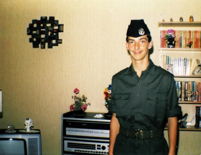Militaire school Zedelgem