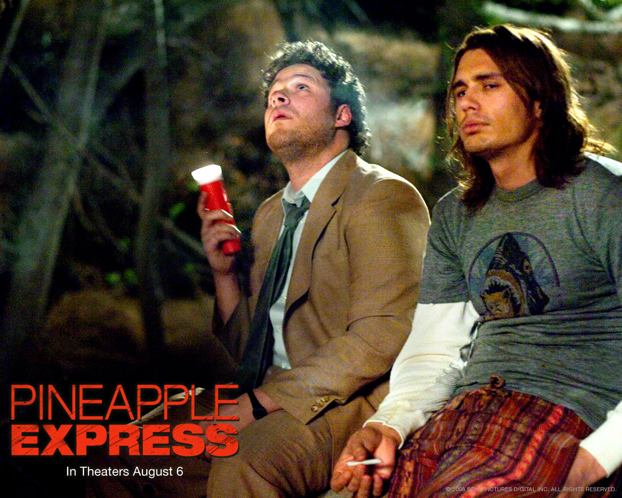 onelife movie posters pineapple express