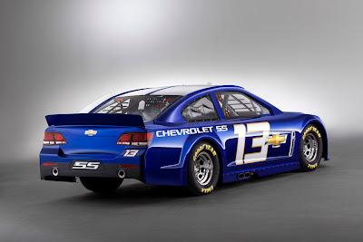 2013 Nascar Chevrolet SS