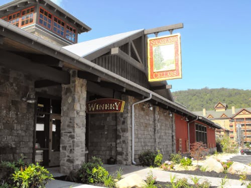 Wineries in the Smoky Mountain Area