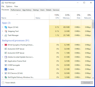 Windows Task Manager - www.onecooltip.com