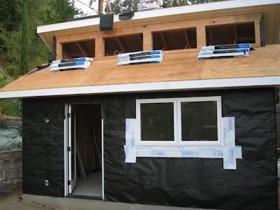 Pamela price klebaum wowie zowie workshop pix for Clerestory windows cost