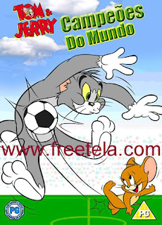 Tom e Jerry Campeões do Mundo Online Dublado