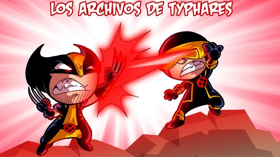 LOS ARCHIVOS DE TYPHARES