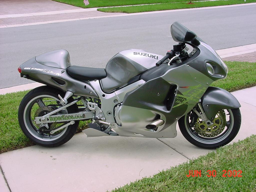 Yamaha Klr